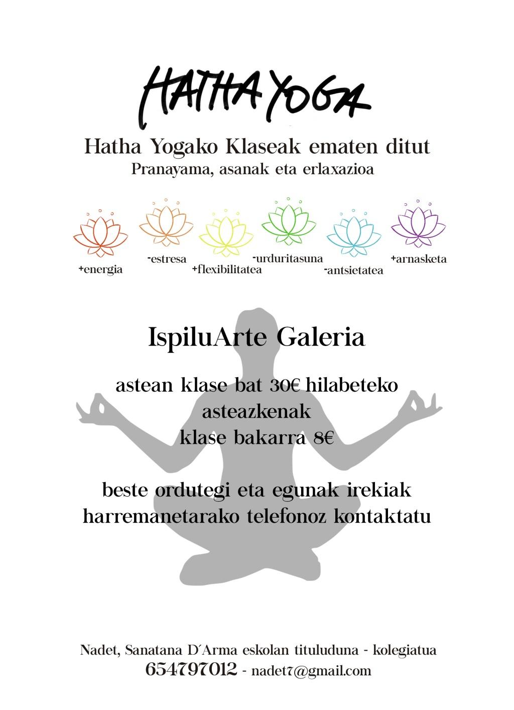 yoga poster ona OK